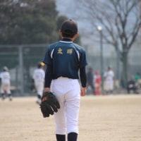 6年生野球物語④~We are one team~
