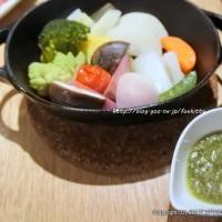 西伊豆伝統食「しおかつお」味めぐりウィークの開催中の東京オーブンプチ(神田)へ行く