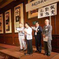 平成29年度 坂商同窓会 総会に行って来ました