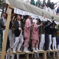 観桜会と喧嘩祭りパート2