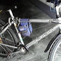今季の自転車初乗り