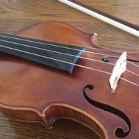 ヴァイオリンを替えました その7