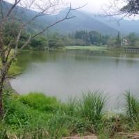 神秘の湖、向天湖