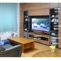 苦節15年 ホームシアター 5.2.2チャンネル 完成