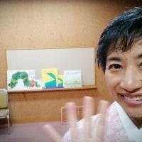 広島市こども図書館の「おひざにだっこのおはなしかい」ボランティアいってきました!