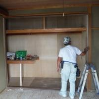 貝塚市和室改装工事