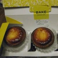 ボンボンのケーキ&BAKEのチーズタルト