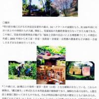 始動します 友愛の森/里山再生プロジェクト―石井記念友愛社の森を整備し、薬木・薬草、染料、食材の森を育てる―