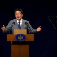 北朝鮮問題、対話の試みは時間稼ぎに利用された=安倍首相