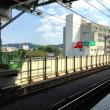 登戸駅1番線新設工事レポート14!!遂に線路が引かれた!!