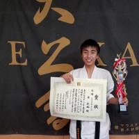 第13回POINT&K.O.全日本少年少女空手道選手権大会優勝者②