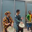 第4回 加美南を着物で歩こう!Vol.4 ~アフリカン・ミニ・コンサート
