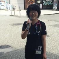 本日午後2時から福井県議会質問。国民平和大行進が福井市に、平和集会に参加