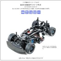 明日 6/23(金) タミヤ M-07コンセプト キット 入荷します