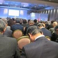 ロ-タリ- 地区大会の賑わい