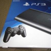 Sony「PlayStation3 チャコール・ブラック 500GB」