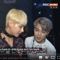 161025 BTS Behind Show Champion