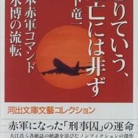 『怒りていう、逃亡には非ず 日本赤軍コマンド泉水博の流転』 松下竜一 河出書房新社