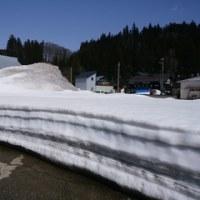 雪の壁、その後