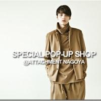 KAZUYUKI KUMAGAI / SPECIAL POP-UP SHOP