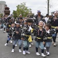 亀崎潮干祭2017 其の二