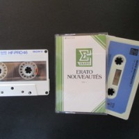 カセットテープの復権。