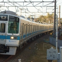 2017年2月21日 小田急  柿生  1067F