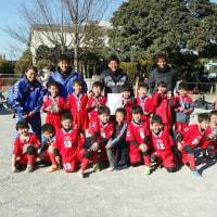 2月19日 シックス杯U-7優勝!