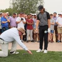 ゴルフルールの改正案、タイでは 既にやっている?