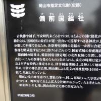 岡山市中区の遺跡・備前国総社宮 2017.03.06 「297」