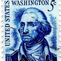 ワシントンの切手各種