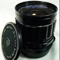 【第609沼】super-multi-coated  Takumar6X7 75mm F4.5 更にでかい