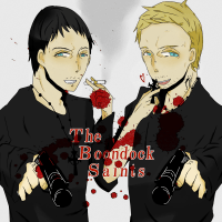 �跺�͡�THE BOONDOCK SAINTS��