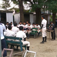 小豆島高校、最後の練習試合
