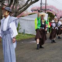 にっぽん丸GW日本一周クルーズ 松前さくらまつり 四ヶ散米行列