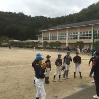 若狭小浜DEARBOYSと練習試合