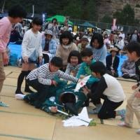 「神楽」が地域を変える 若者たちが躍動した一日 延岡市北浦「三川内神楽まつり」にて