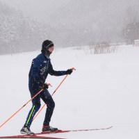 2016.12.7 クロカン部 北海道スキー連盟高校強化合宿