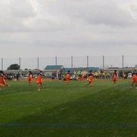 試合開始 2016アルビレックス新潟レディースU-15北信越予選準決勝