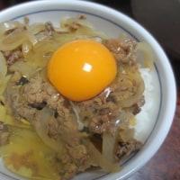 木絵ちゃんが好きな牛丼☆