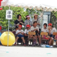 子どもが躍動した運動会⑦