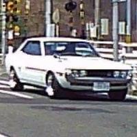 春のドライブは旧車のオンパレードでした