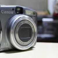 作例 Canon PowerShot A710