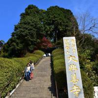 基山の大興善寺の紅葉p2(D5500、18-140mm)