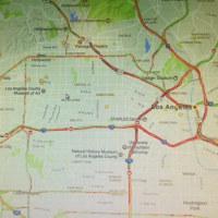 ロサンゼルス渋滞事情