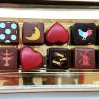 ジャン=ポール・エヴァン氏のポワットゥ チョコラ~♪