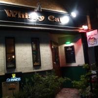締めの絶品ピザを本格Barで☆ウィスキーキャットWhisky Cat☆堺市北区♪