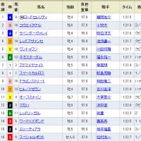 【マカハ】京都11R 朱雀ステークス・展開向かず12着