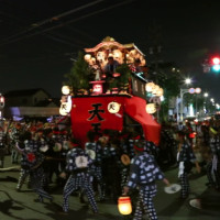 名古屋に残る自然の森と大森天王祭