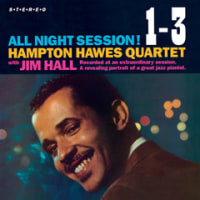 HAMPTON HAWES / ALL NIGHT SESSION 1-3